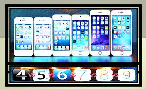 versions of iOS