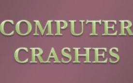 Computer Crashes